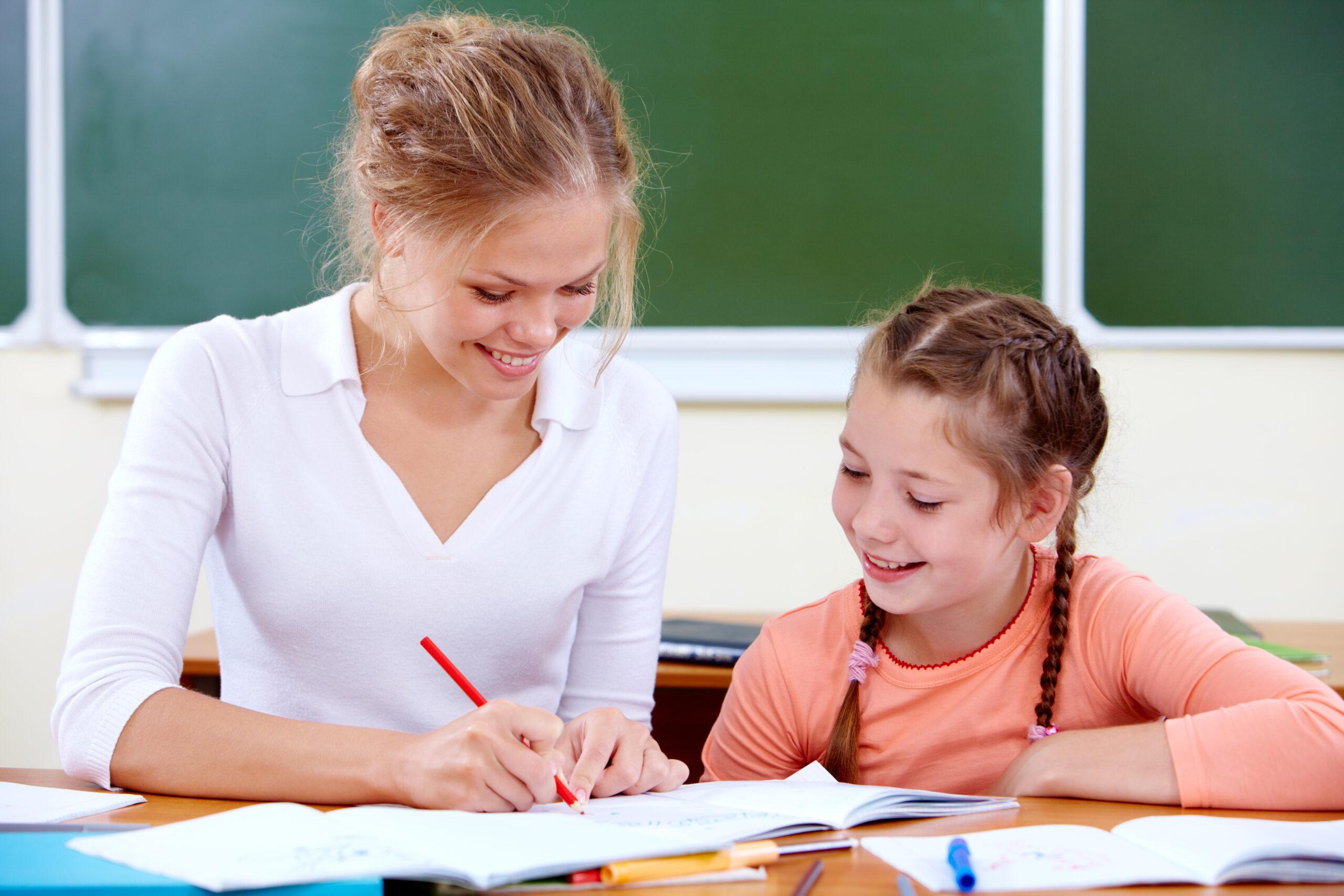 Teaching to draw